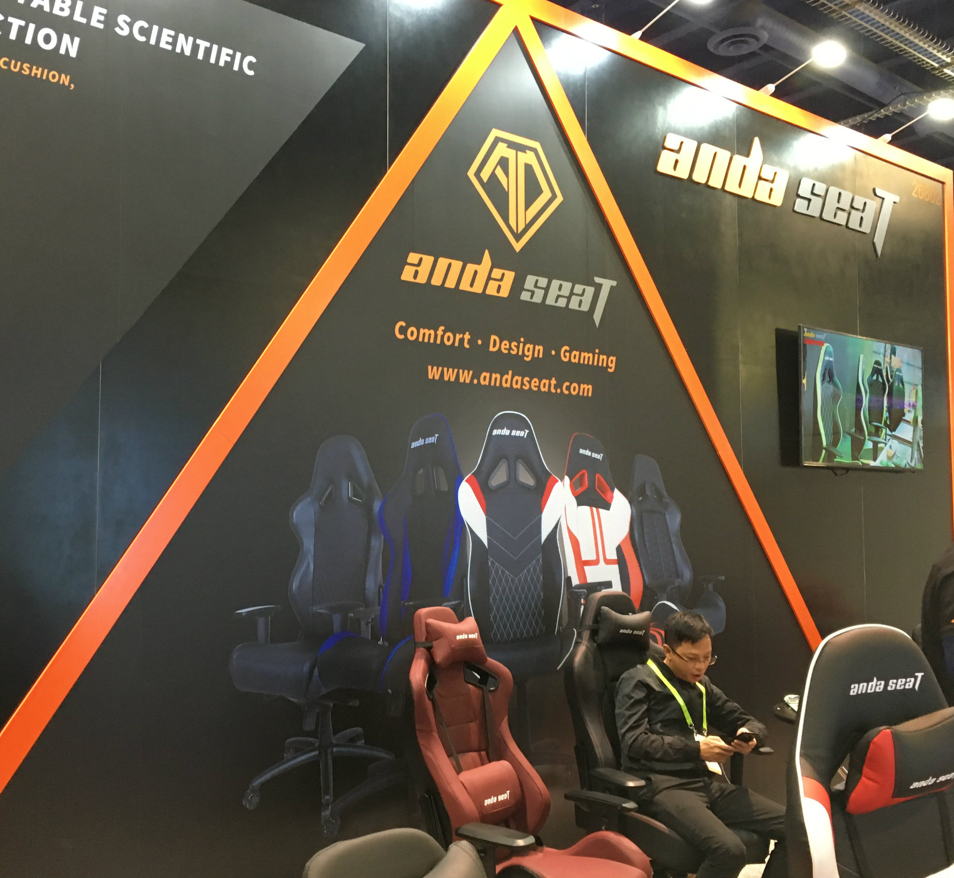 Remarkable Top Gaming Accessories At Ces 2018 Echogear Short Links Chair Design For Home Short Linksinfo